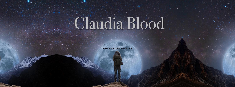 Author Claudia Blood